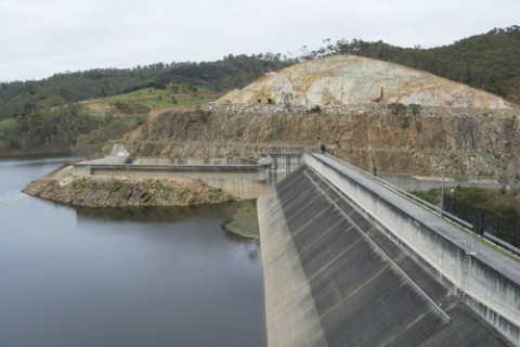 Kangaroo Creek Dam upgrade hops over finish line