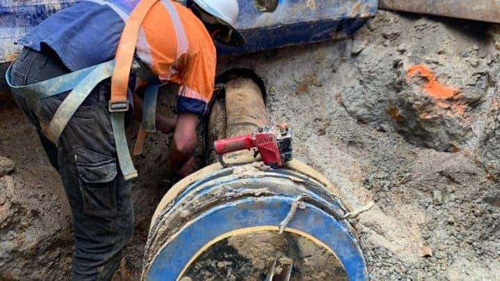 Setting a new benchmark for pipeline installation
