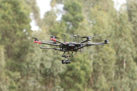 Drone technology takes off at Melbourne water