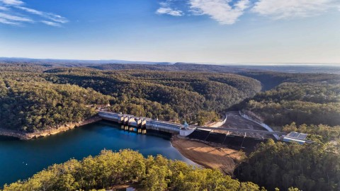 WaterNSW protects Sydney's raw water