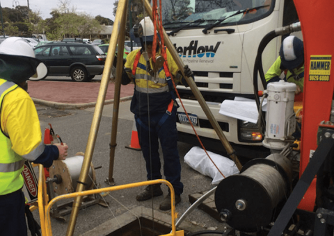 Western Australia water projects utilise trenchless technology