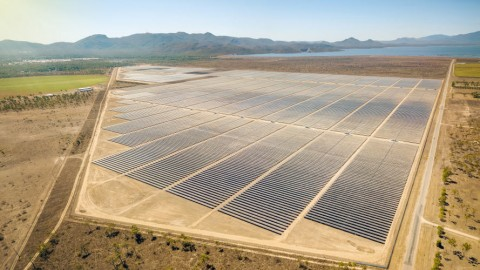 Australia's biggest solar farm to begin construction