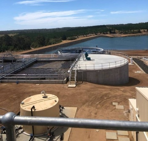 Margaret River wastewater facility upgrade complete