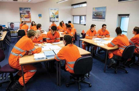 The industry cadetship putting people first