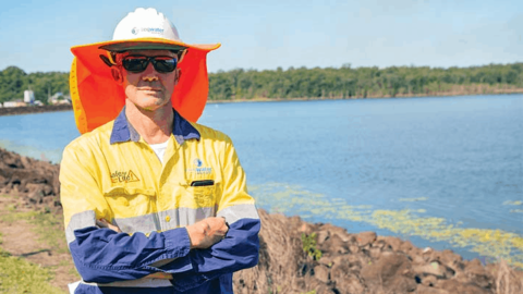 Ensuring a climate-resilient water supply for South East Queensland's future