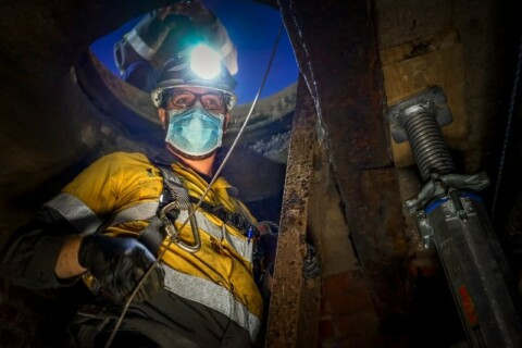 CitiPower conducts huge Melbourne electricity infrastructure inspection