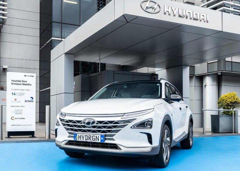 Jemena deal brings hydrogen to vehicle industry