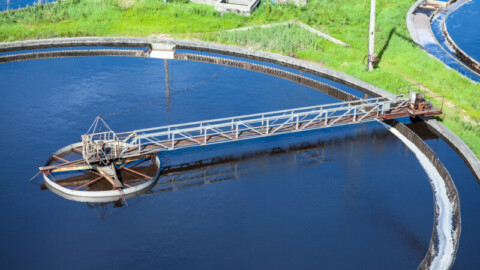 New $53.7 million wastewater plant in operation