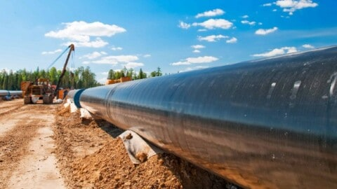 Eastern Gas Pipeline extension planned