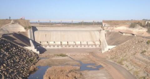 Fairbairn Dam strengthening complete