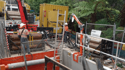 Why is it important to foster working relationships as a trenchless subcontractor?