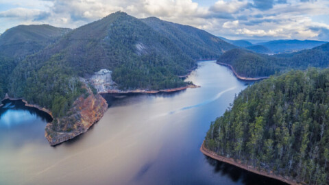 Massive hydro and energy announcements made for Tasmania