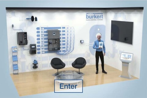 Open access to Bürkert water applications and resources