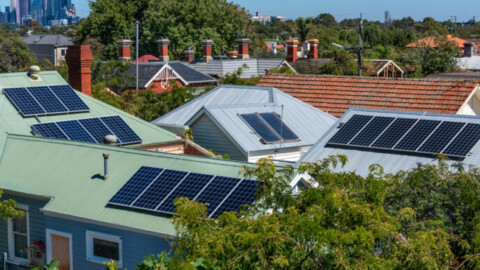 Queensland's new solar and battery powered 'burbs