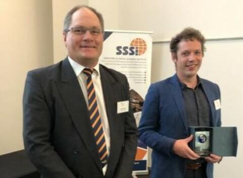 Melbourne Water takes three awards