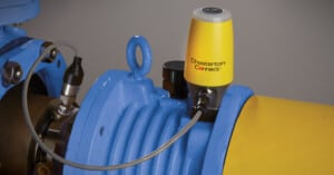 Chesterton Connect™ being used on a pump