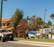 Western Power undertakes power restoration following Cyclone Seroja