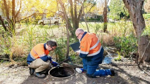 SA Water smart tech trial prevents sewer blockages