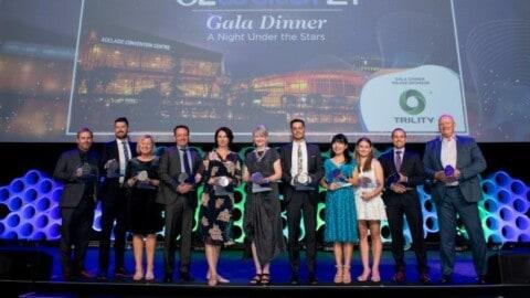 2021 Australian Water Award winners announced