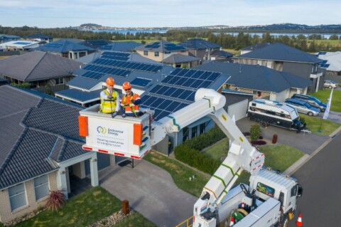 Smart meter installations for off-peak electricity systems