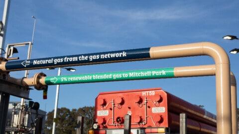 Hydrogen Park South Australia now open