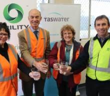 Tassie town awarded world's best tasting tap water