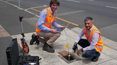 New tech identifying water losses in Tas