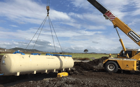 Sewage treatment plant expansion for wellcamp business park and airport