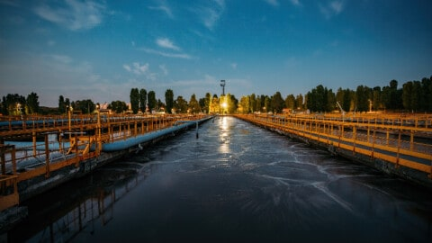 Transforming water distribution operations by digitising asset data