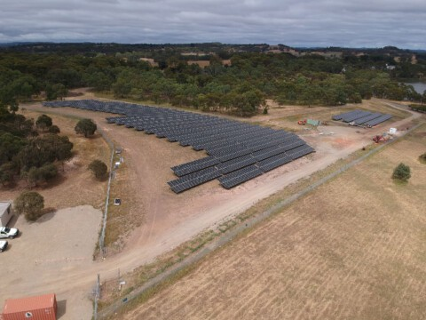 Balhannah water plant switches to renewables