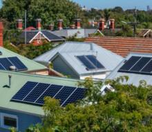 VIC rooftop solar export capacity rises