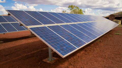 AGL installs 33kW of solar, 54kWh of batteries in rural SA