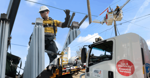 Zinfra and United Energy: trusted partners in service, reliability and safety