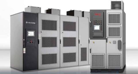 Boost productivity with PowerFlex 6000T medium voltage drives