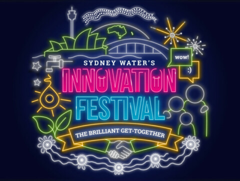 Sydney Water's Innovation Festival is almost here