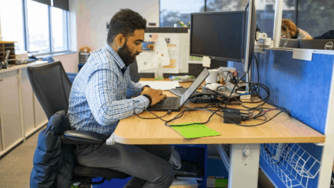 What it's like to be a Programmed Water Academy Graduate