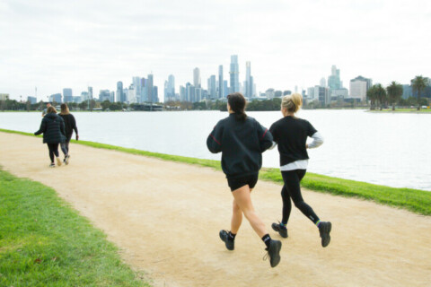 Water leaders walk, run and ride to support WaterAid